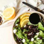 Salata sa kozjim sirom