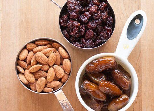Zdravi energetski kolači